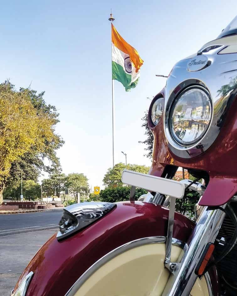 Indian 2 Wheeler Industry On Cusp Of Major Tech Change