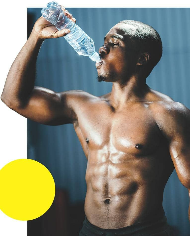 Hydrate Workout Exercise Fitness