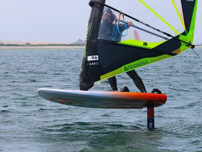 Slingshot Hover Glide Fwind1 & Levitator 150