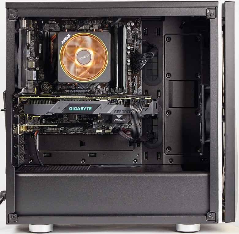 Chillblast Fusion Ryzen 7 RTX 2070 Custom Gaming PC