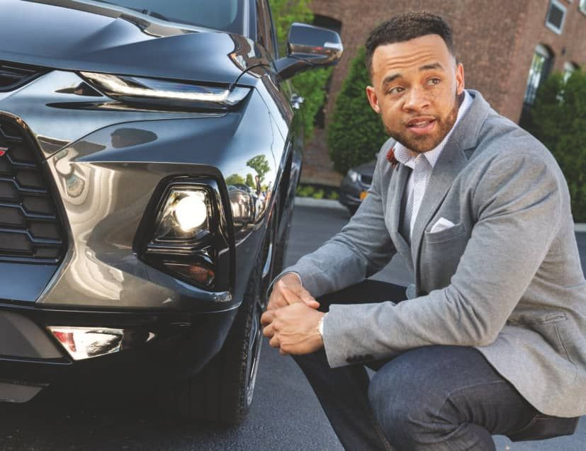 This Young Black Aerodynamics Engineer Is Rebooting Classics At General Motors