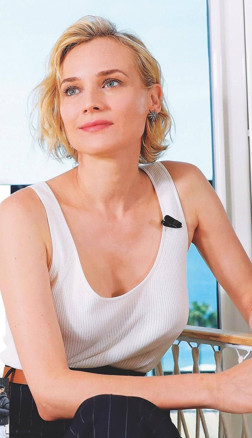 Diane Kruger: New Mom Confessions!