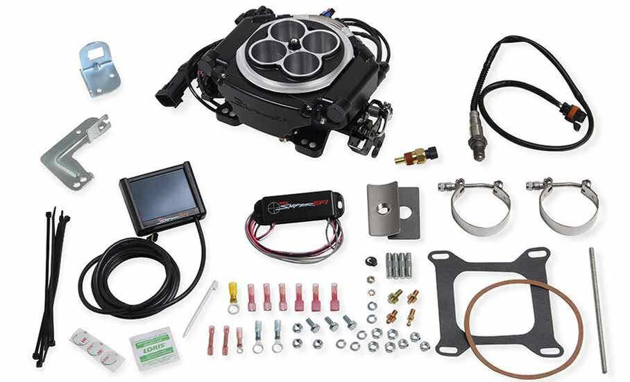 How To Install Holley Sniper EFI