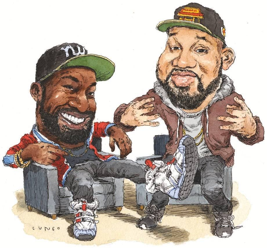 Desus And Mero Beyond The Bronx