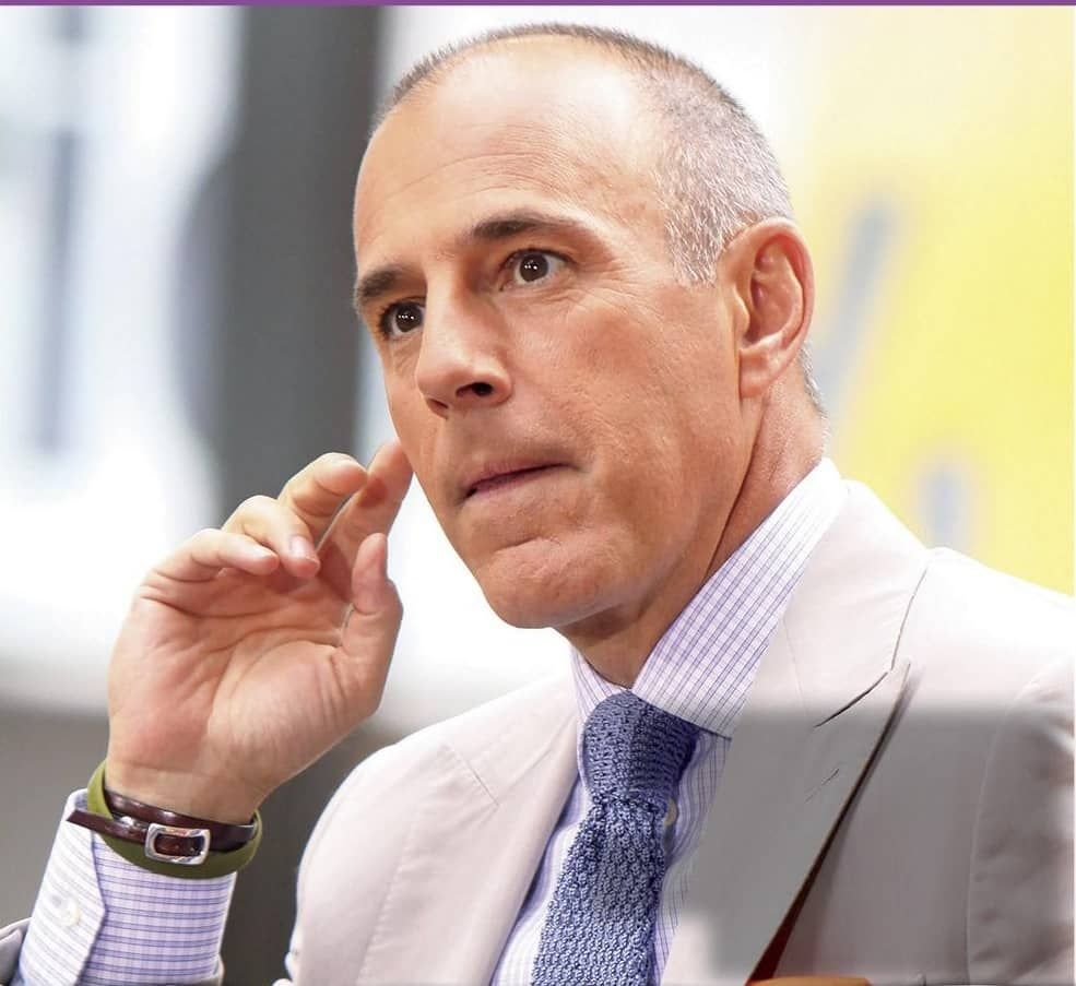 MATT LAUER RAPE SCANDAL EXPLODES